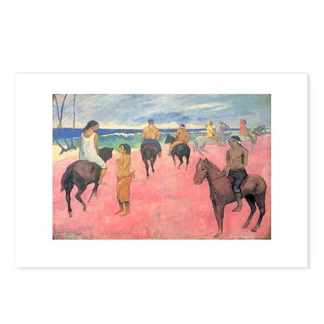 paul gauguin Postcards (Package of 8)
