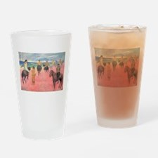 paul gauguin Drinking Glass