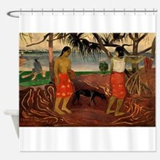 paul gauguin Shower Curtain