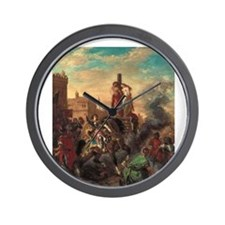 delacroix Wall Clock