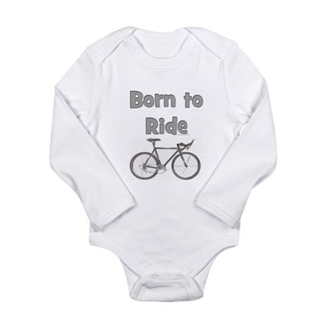 born to ride with bike update copy Body Suit