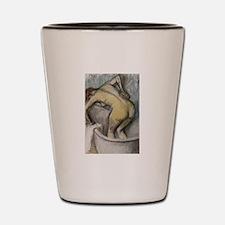 degas Shot Glass