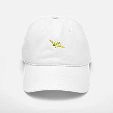 Yellow Cub Baseball Baseball Cap