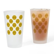 Water Polo Balls Drinking Glass