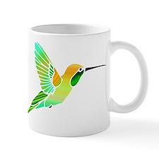 Lemon Lime Sorbet Hummingbird Mug