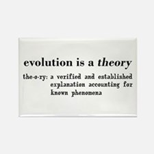 Evolution Definition of Theory Rectangle Magnet