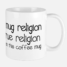 Coffee Small Small Mug Religion Small Small Mug
