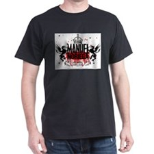 crime-boss-front-noriega T-Shirt