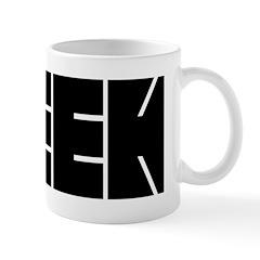 Geek Style - light-bold Mug