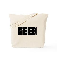 Geek Style - light-bold Tote Bag