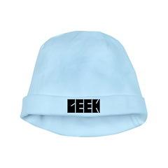Geek Style - light-bold baby hat