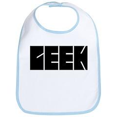 Geek Style - light-bold Bib