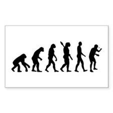 Table tennis evolution Decal