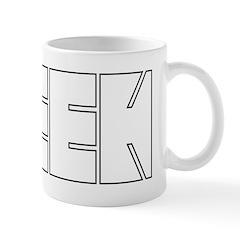 Geek Style-light Mug