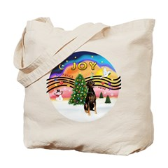 XMusic2 - Doberman (Nat) Tote Bag