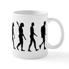 Hiking evolution Small Mugs
