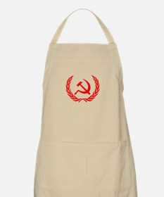 Soviet Wreath Red Apron