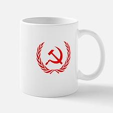 Soviet Wreath Red Mug