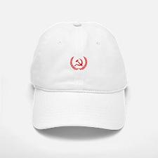 Soviet Wreath Red Cap