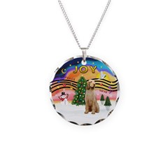 XMusic2-Spinone (w) Necklace