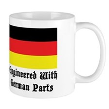 German American Small Mug