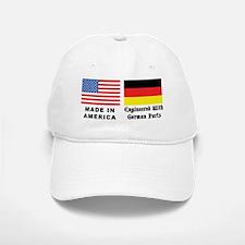 German American Baseball Baseball Cap