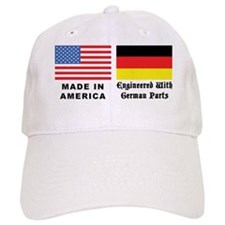 German American Baseball Cap
