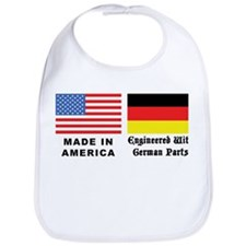 German American Bib