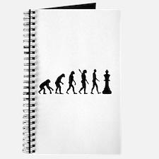 Chess king evolution Journal