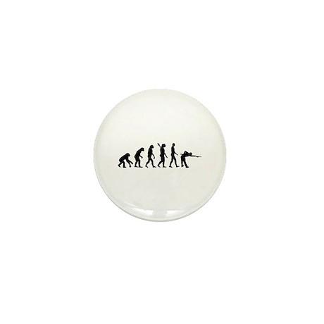 Pool billards evolution Mini Button (10 pack)
