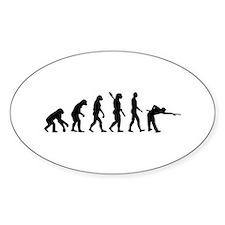 Pool billards evolution Decal