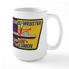 USS DANIEL WEBSTER Mug