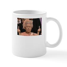 The Queen Small Mug