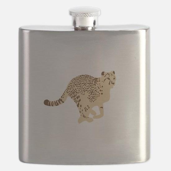 Cheetah Flask