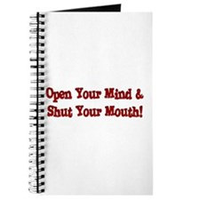 Open Your Mind... Journal
