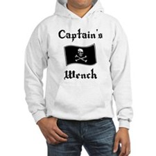 Captain's Wench Hoodie