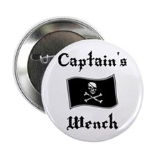 Captain's Wench Button