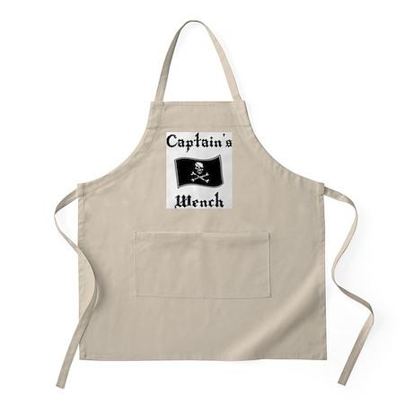 Captain's Wench BBQ Apron