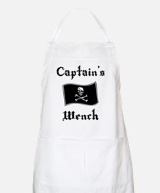 Captain's Wench BBQ Apron