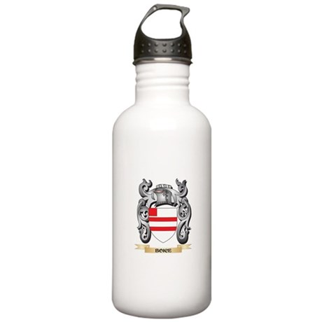 Boice Family Crest - B Stainless Water Bottle 1.0L