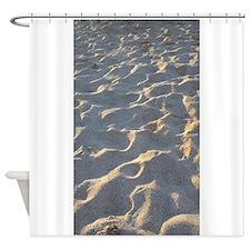 Sandy Beach Shower Curtain
