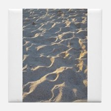 Sandy Beach Tile Coaster