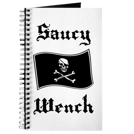 Saucy Wench Journal