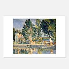 paul cezanne Postcards (Package of 8)