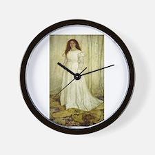 james whistler Wall Clock