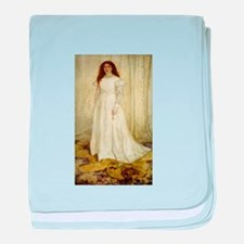 james whistler baby blanket