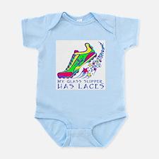 Running Shoe Infant Bodysuit