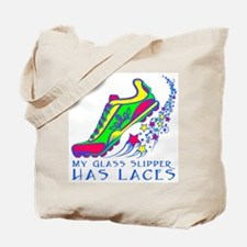 Running Shoe Tote Bag
