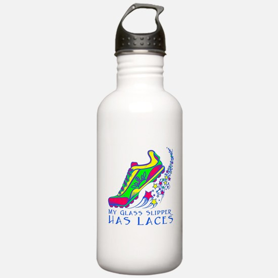 Running Shoe Water Bottle