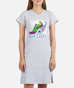 Running Shoe Women's Nightshirt